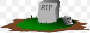 Grave Cliparts - Grave Headstone Cemetery Clip Art PNG