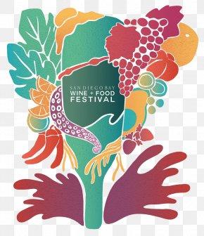 Swiper Border - San Diego Bay Wine & Food Festival Art & Wine Festival Epcot International Food & Wine Festival PNG