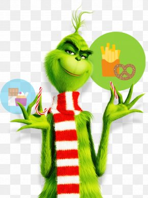 Grinch Hat - How The Grinch Stole Christmas! Christmas Day Image Clip Art PNG