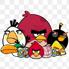 Angry Cliparts - Angry Birds Space Angry Birds Star Wars Clip Art PNG