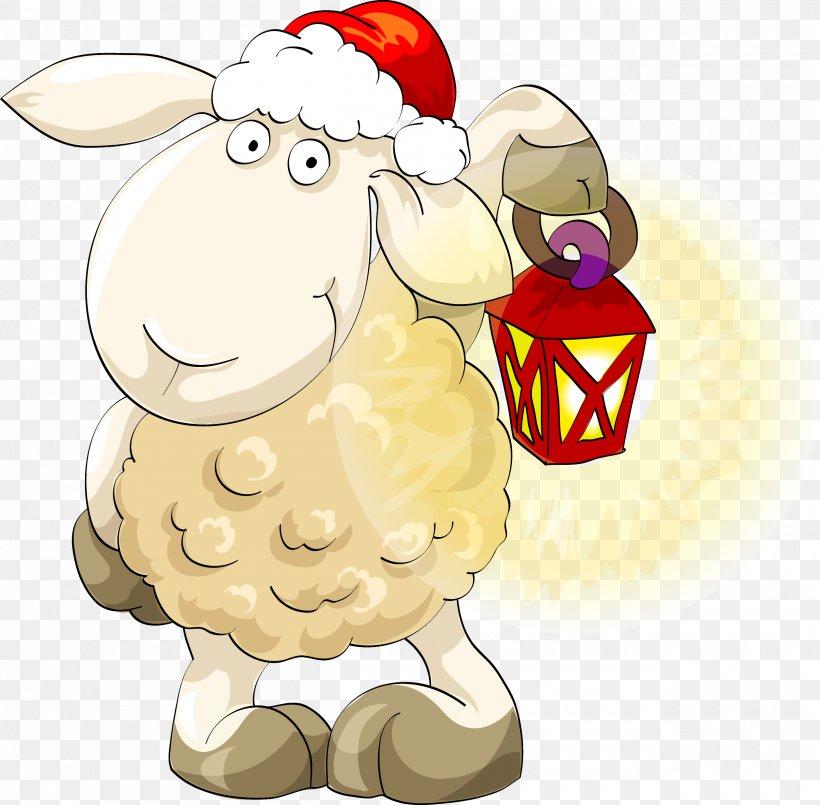 Картинка на год овцы