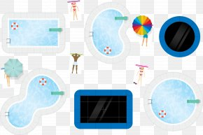 Vector Pool - Swimming Pool PNG