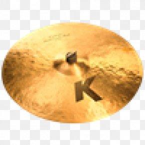 Ride Cymbal - Avedis Zildjian Company Ride Cymbal Drums Musical Instruments PNG
