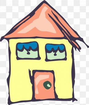 School Building Clipart - House Drawing Building Clip Art PNG