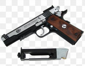 Weapon - M1911 Pistol Air Gun Firearm Colt's Manufacturing Company PNG