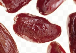 Candied Long Jujube Red Dates - Dates Calendar Date Jujube Icon PNG