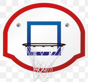 Hand-painted Cartoon Basketball Net Bag - Basketball Court Icon PNG