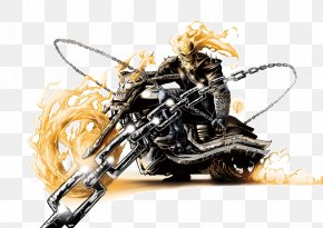 Ghost Rider - Ghost Rider High-definition Video Wallpaper PNG