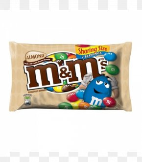 Candy - M&M's Crispy Chocolate Candies M&M's Almond Chocolate Candies Chocolate Bar Candy PNG