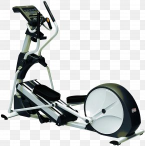 Gym Fitness Equipment - Elliptical Trainer Stationary Bicycle Physical Fitness Indoor Rower PNG