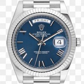 Watch - Rolex Datejust Watch Strap Rolex Day-Date PNG