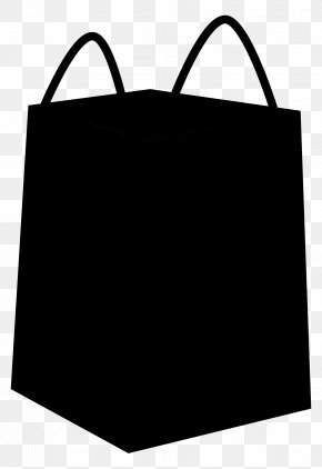 M Product Design Rectangle - Tote Bag Black & White PNG