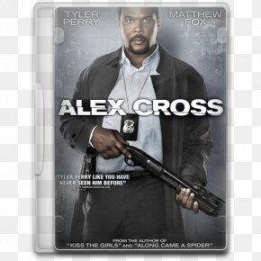Alex Cross - Action Figure Brand Action Film PNG