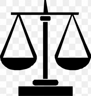 Scale Icon - Justice Rule According To Higher Law Equity Theory Clip Art PNG