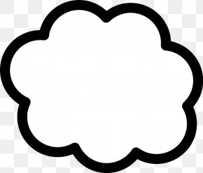 Cloud Cartoon Images - Cloud Computing Clip Art PNG