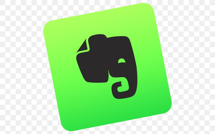 Evernote Apple Icon Image Format, PNG, 512x512px, Evernote, Android, Apple Icon Image Format, Brand, Computer Accessory Download Free