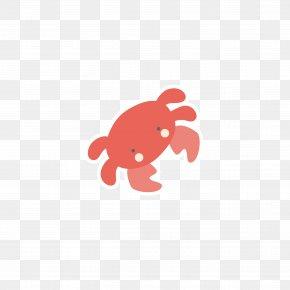 Crab Sticker Vector - Sticker PNG