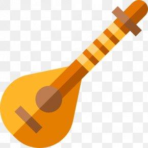 Acoustic Guitar - Cuatro Acoustic Guitar Ukulele Tiple Clip Art PNG