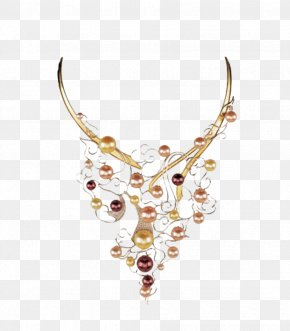 Necklace - Necklace Jewellery Gemstone Pearl PNG