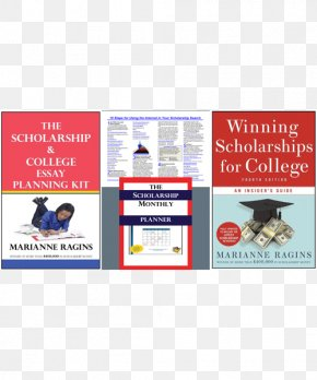 2015/2016 MoneyCOMBO OFFER - Winning Scholarships For College, Third Edition: An Insider's Guide Winning Scholarships For College, Fourth Edition: An Insider's Guide The Scholarship Monthly Planner PNG