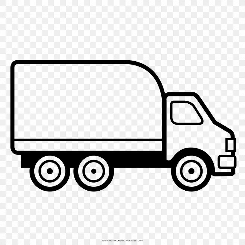 Car Motor Vehicle Drawing Truck Coloring Book, PNG ...