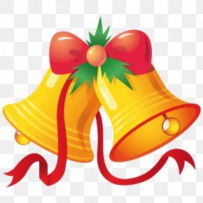 Bell Free Image - Santa Claus Christmas Jingle Bell Clip Art PNG