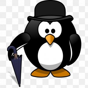 Moini - Club Penguin Gentleman Clip Art PNG