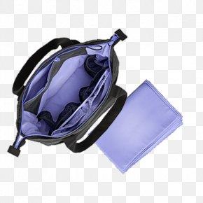 Bag - Diaper Bags Grey Purple PNG