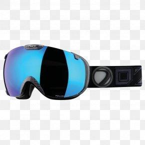 Sunglasses - Goggles Sunglasses Snow Plastic PNG