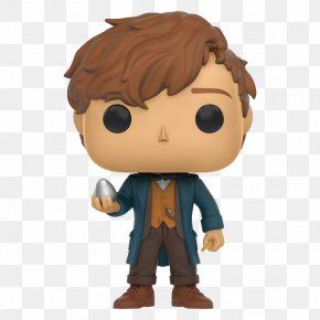 Newt Clipart - Newt Scamander Porpentina Goldstein Queenie Goldstein Fantastic Beasts And Where To Find Them Funko PNG