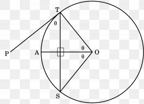 Dividing Line - Circle Line Point Angle Tangent PNG