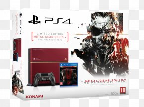 Metal Gear Solid 5 - Metal Gear Solid V: The Phantom Pain Sony PlayStation 4 Slim Call Of Duty: Black Ops III PNG