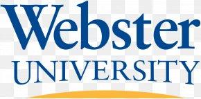 University Logo - Webster University Vienna Webster University Geneva Master's Degree PNG