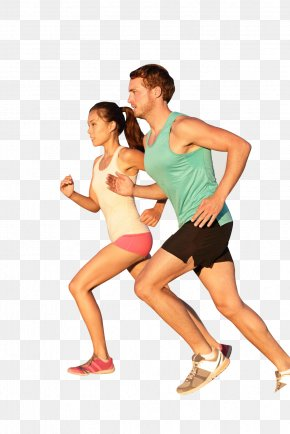 Running People Image - Trail Running Sprint Jogging Cross Country Running PNG
