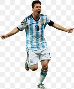 Lionel Messi - Argentina National Football Team FC Barcelona Football Player Athlete PNG