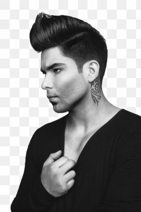 Hair - Quiff Pompadour Hairstyle Hair Coloring PNG