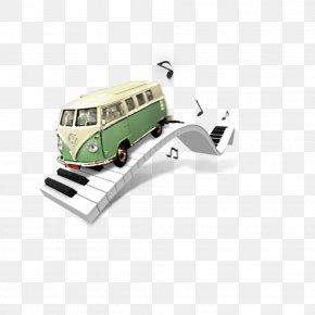 Cartoon Bus - Airport Bus Car PNG