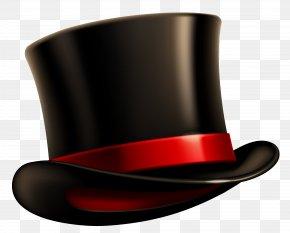 Brown Hat Cliparts - Top Hat Snowman Clip Art PNG
