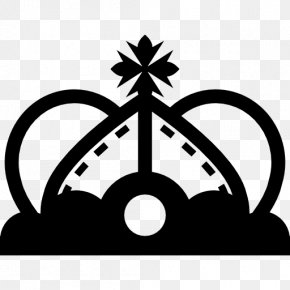 Symbol - Crown Jewels Of The United Kingdom Cross And Crown Symbol Christian Cross PNG