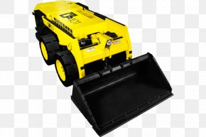 Bucket - Skid-steer Loader Machine Remote Controls Bucket PNG