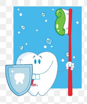 Healthy Teeth Material - Toothbrush Euclidean Vector Illustration PNG