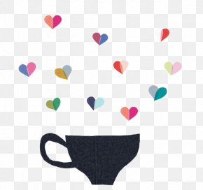 Simple Coffee Cup - Love WhatsApp Happiness Message PNG