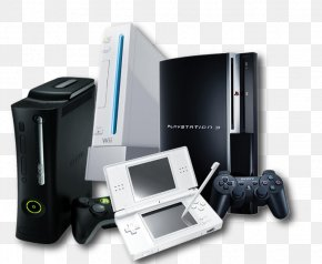 Console - PlayStation 2 PlayStation 3 PlayStation 4 Xbox 360 Wii PNG
