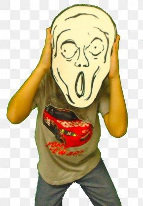The Scream - The Scream Artist Screaming Work Of Art PNG