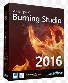 Dvd - Ashampoo Burning Studio Computer Software Product Key Software Cracking Download PNG