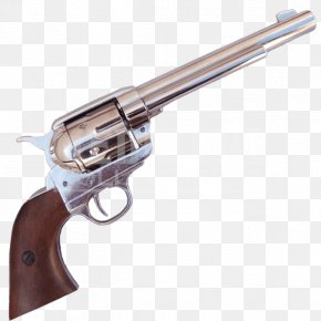 Weapon - Revolver .500 S&W Magnum Firearm Trigger Gun Barrel PNG