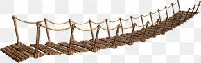 Bridge Image - Simple Suspension Bridge Clip Art PNG