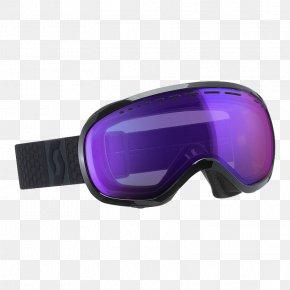 Scott Goggles - Sunglasses Scott Off-Grid Gafas De Esquí Skiing Goggles PNG