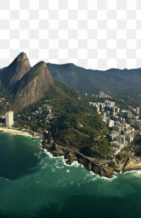 Rio De Janeiro Waterfront Views - Christ The Redeemer Pedra Da Gxe1vea Sheraton Grand Rio Hotel & Resort Carnival In Rio De Janeiro PNG