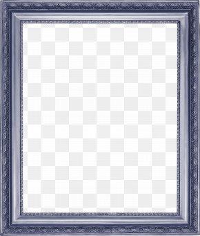 Wood Frame Background - Picture Frame Computer File PNG